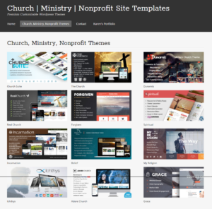 Image of Church|Ministry|Nonprofit WordPress Themes